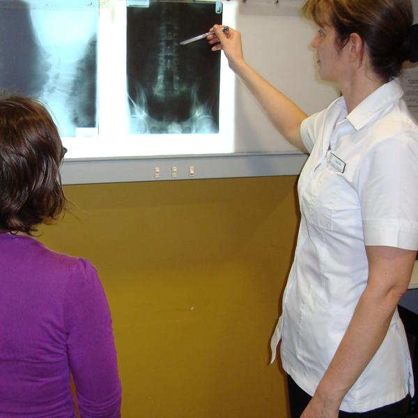 Lisa x-ray