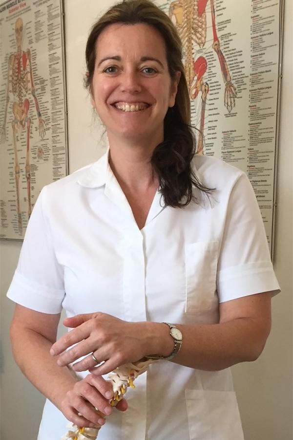 Lisa Ives Osteopath